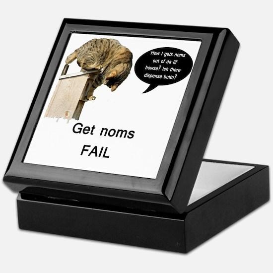 NomFail Keepsake Box