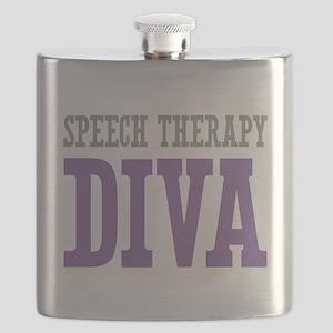 Speech Therapy DIVA Flask