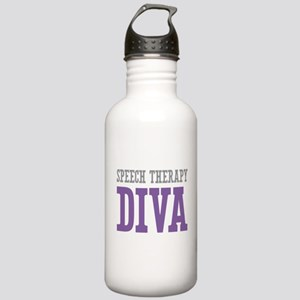 Speech Therapy DIVA Stainless Water Bottle 1.0L