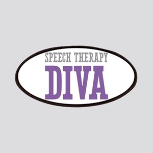 Speech Therapy DIVA Patches