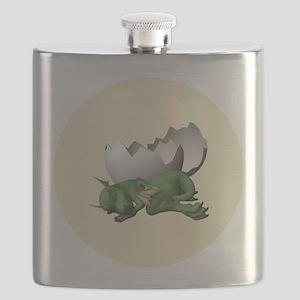 Little Dragon Flask
