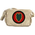 24th Infantry Messenger Bag