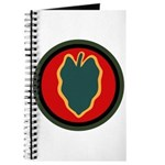 24th Infantry Journal