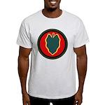 24th Infantry Light T-Shirt