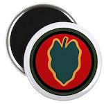 24th Infantry Magnet