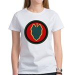 24th Infantry Women's T-Shirt