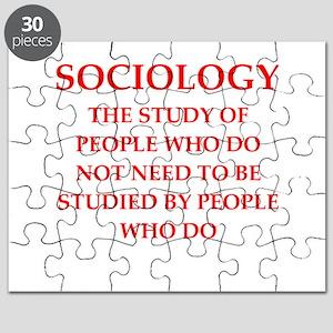 sociology Puzzle