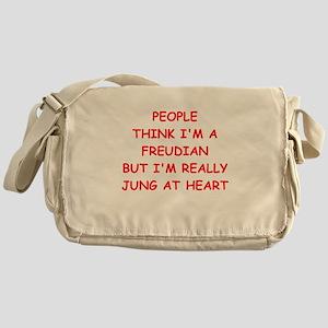 psychiatry Messenger Bag