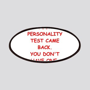 personality Patches