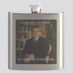 i am not a crook Flask