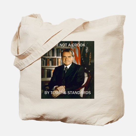 i am not a crook Tote Bag