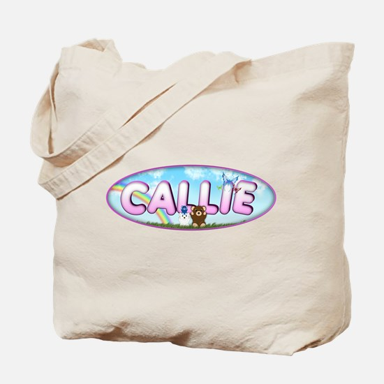 Unique Callie Tote Bag