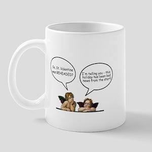 Cherubs Valentine Banter Mug
