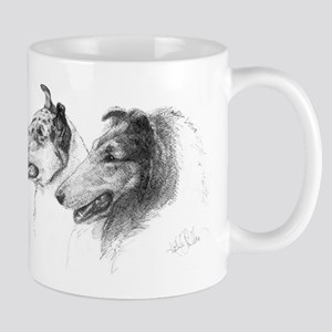 Rough & Smooth Collies Mugs