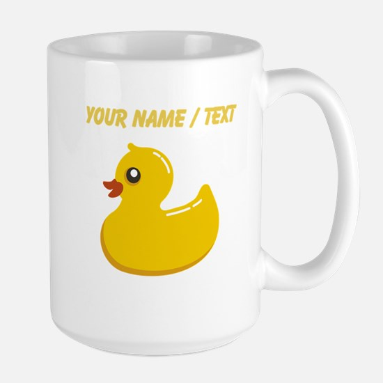 Custom Rubber Duck Mugs