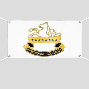 DUI - 8th Cavalry Regiment,6th Squadron Banner