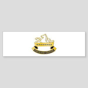 DUI - 8th Cavalry Regiment,6th Squadron Sticker (B