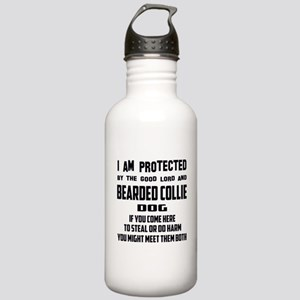 I am protected by the Stainless Water Bottle 1.0L