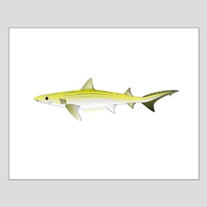 Atlantic Weasel Shark Posters