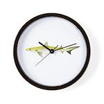Atlantic Weasel Shark Wall Clock