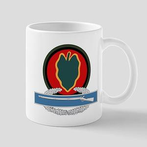 24th Infantry CIB Mug