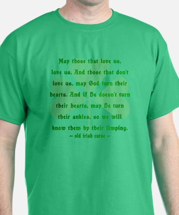 Irish Curse or Toast T-Shirt