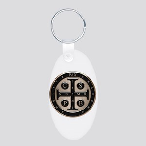 St. Benedict Medal Keychains