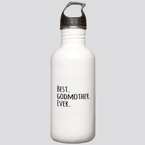 Best Godmother Ever Sports Water Bottle