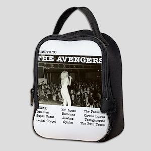 Tribute to The Avengers Neoprene Lunch Bag