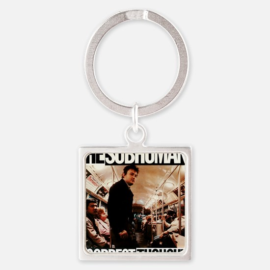 The SubHumans - Incorrect Thoughts Keychains