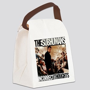 The SubHumans - Incorrect Thoughts Canvas Lunch Ba
