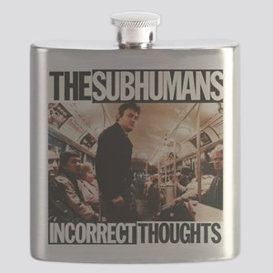 The SubHumans - Incorrect Thoughts Flask