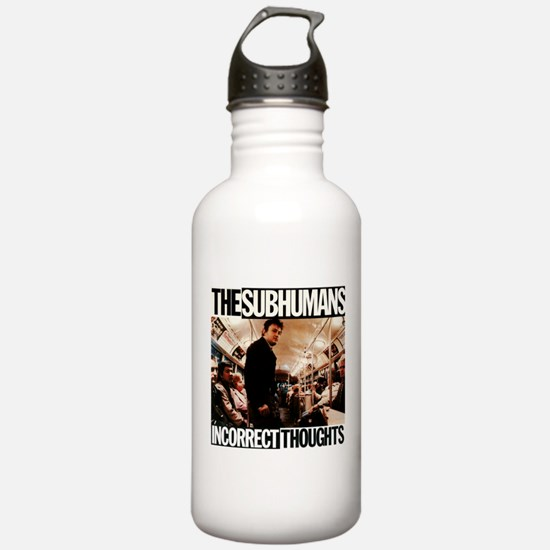 The SubHumans - Incorrect Thoughts Water Bottle