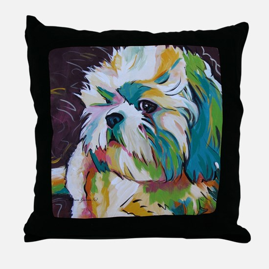 Shih Tzu - Grady Throw Pillow