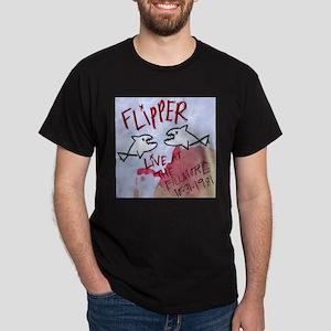 Flipper Live at the Fillmore 10-31-1981 T-Shirt