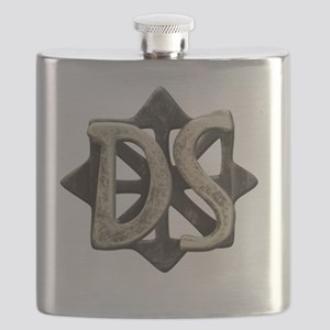 ds seal button Flask