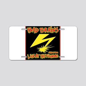 Bad Brains Live at the Fillmore 1982 Aluminum Lice