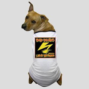 Bad Brains Live at the Fillmore 1982 Dog T-Shirt