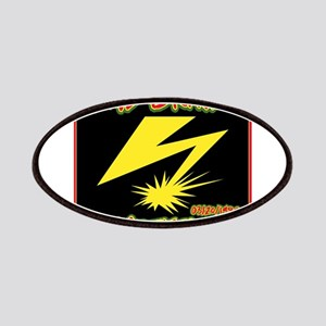 Bad Brains Live at the Fillmore 1982 Patches