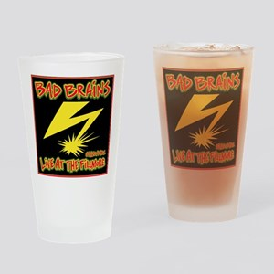 Bad Brains Live at the Fillmore 1982 Drinking Glas