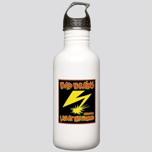 Bad Brains Live at the Fillmore 1982 Water Bottle