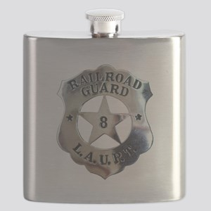 Los Angeles Union Station Guard Flask