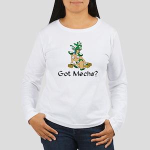 Got Mecha? Women's Long Sleeve T-Shirt