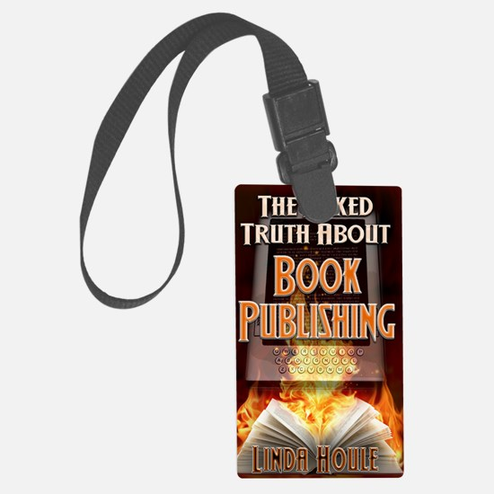 The Naked Truth Luggage Tag