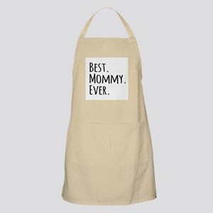 Best Mommy Ever Apron
