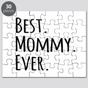 Best Mommy Ever Puzzle
