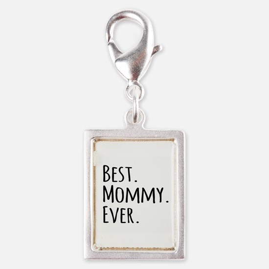 Best Mommy Ever Charms