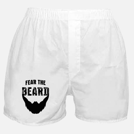 Fear the Beard Boxer Shorts