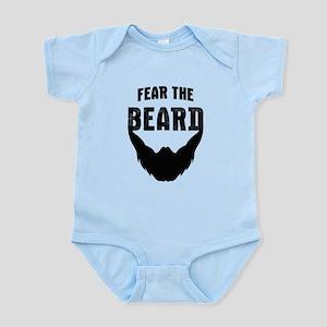 Fear the Beard Body Suit