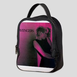 Avengers_PinkAlbum Neoprene Lunch Bag